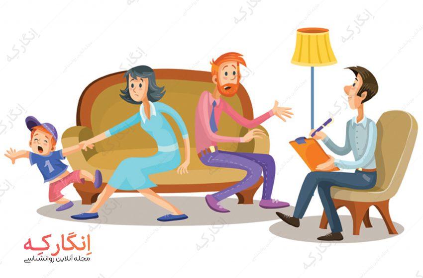 تعریف روانشناسی خانواده